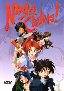Ninja Cadets OVA 2/2 (DVDRip Japones Sub. Español)(Varios) 44