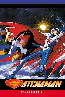 Gatchaman OVA - 1994 (BDRip. Jap. Sub. Español)(1FICHIER) 1