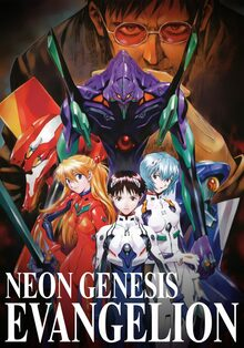 Neon Genesis Evangelion TV Serie 26/26 (Japones, Latino. Sub. Esp.)(Varios) 16