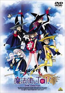 Magic User's Club! OVA 6/6 (DVDRIP Jap. Sub. Esp.)(1Fichier) 1